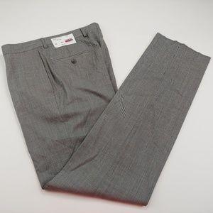 Tommy Hilfiger Flat Front Dress Pants W34 NWT